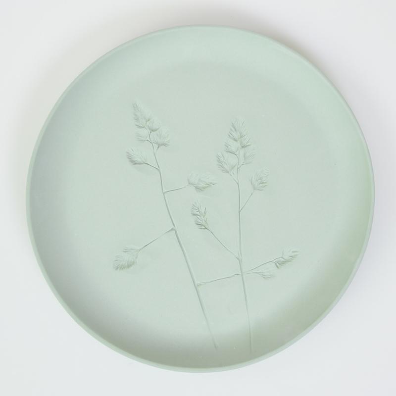 Plantenbord L - Groen 04