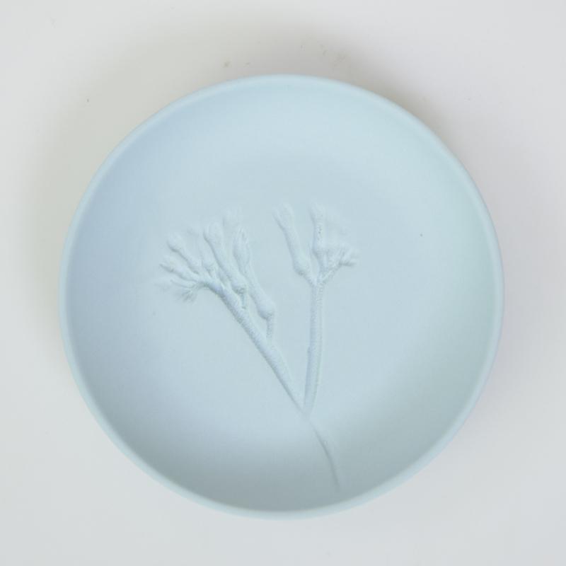 Plantenbord S - Lichtblauw 02