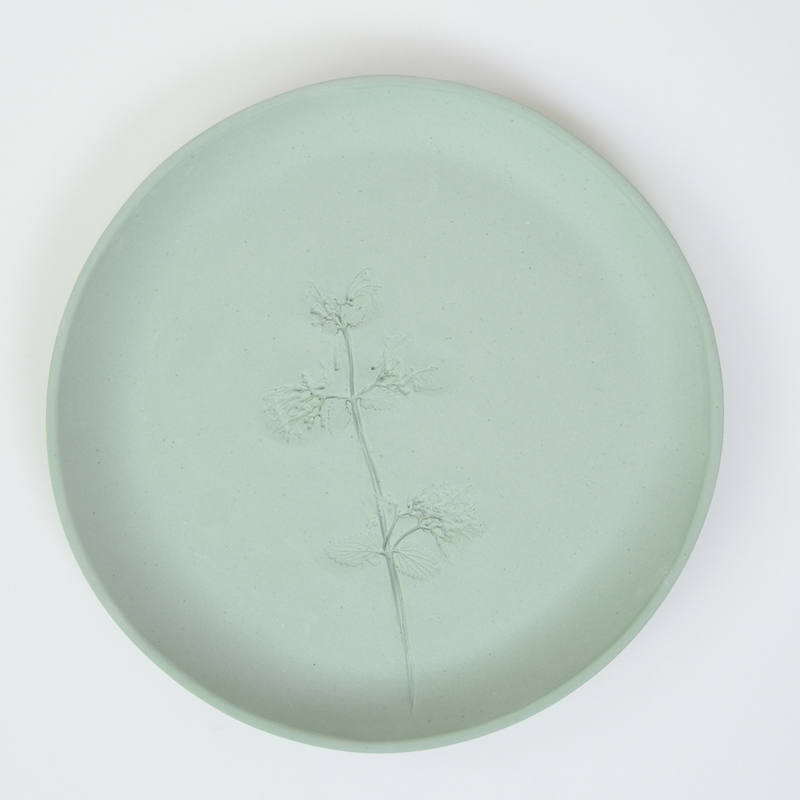 Plantenbord L - Groen 09
