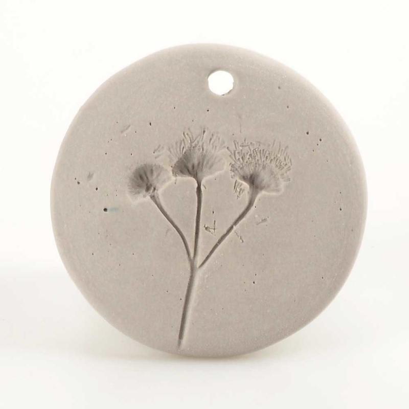 Plantenhanger | 5 cm | Grijs 16