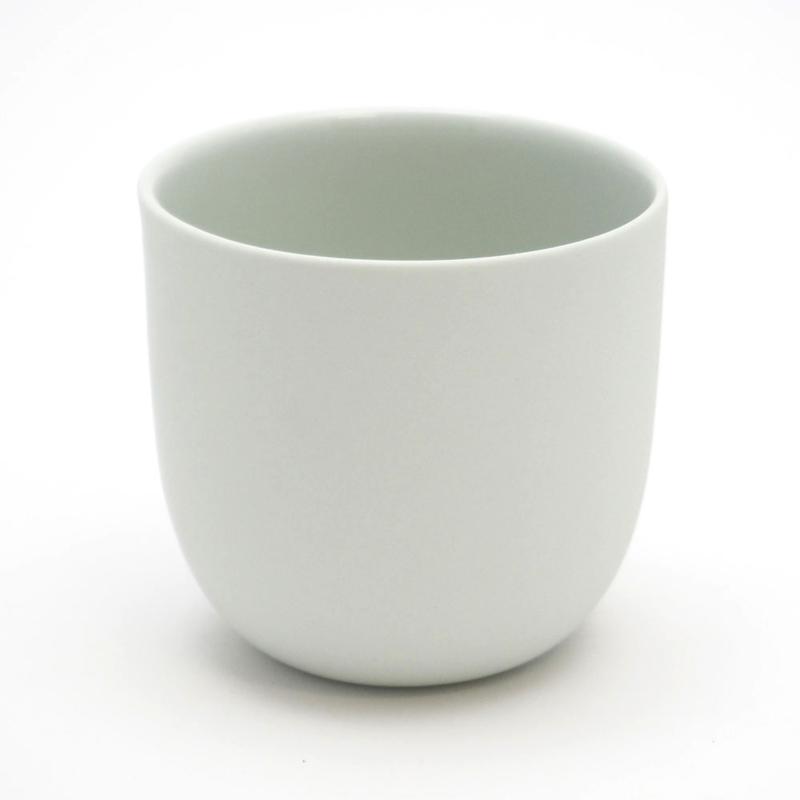 Blanko thee kop - Mint