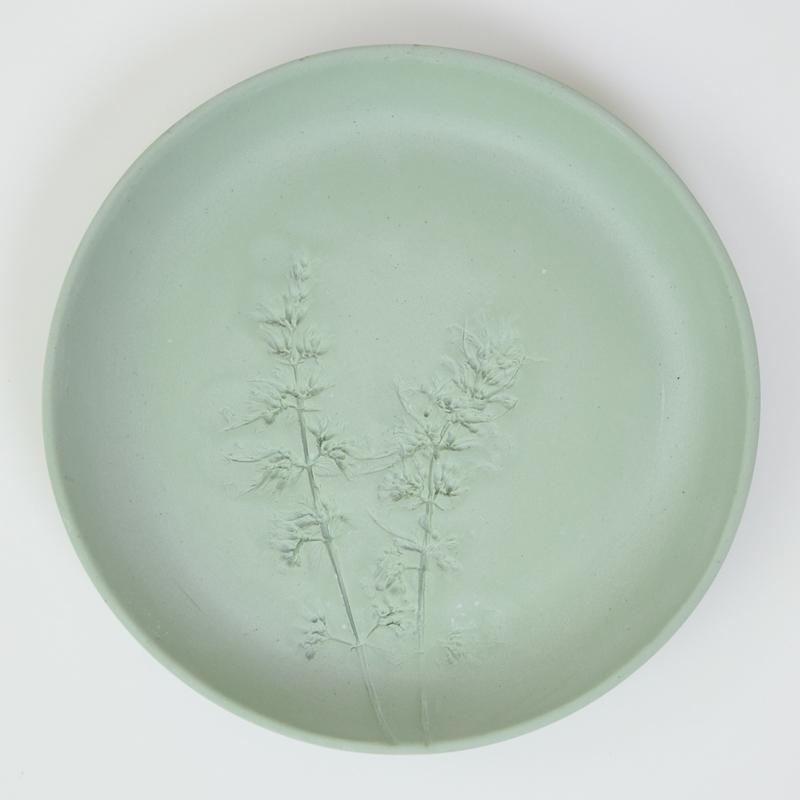 Plantenbord M - Groen 05