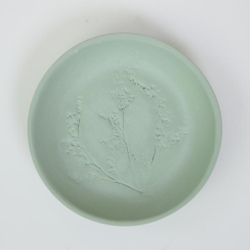 Plantenbord S - Groen 09