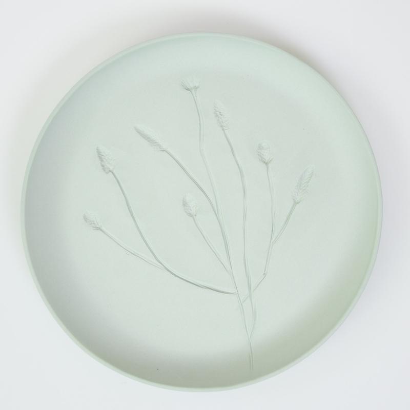 Plantenbord L - Groen 14