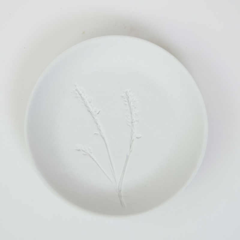 Plantenbord S - Wit 16