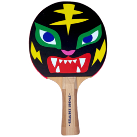 Kitty Cat ping pong bat