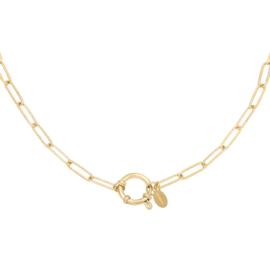 """Necklace Beau chain"""
