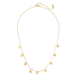 """A lot of stars"" necklace"
