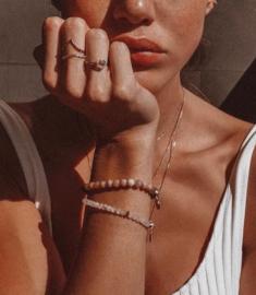 Natuursteen armbandjes