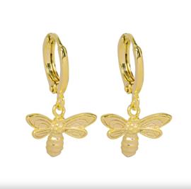 Beautiful Bee earrings