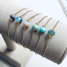 Bracelet-set on card