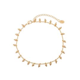 """""""Golden beads""""bracelet"""