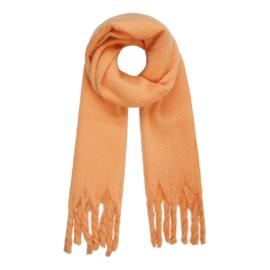 Chloe scarf - Galia orange