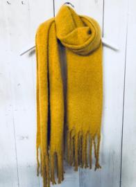 Sjaal Soft- Ochre