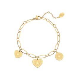 """""""Hearts """"bracelet"""