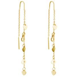 """""""Heartstruck earrings"""""""