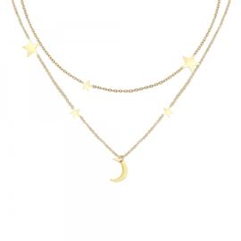 """""""Galaxy Necklace"""""""