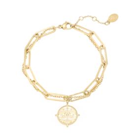 """Compass bracelet"""