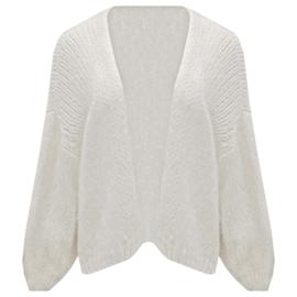 Comfy vest- off white