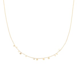 Tiny dots necklace