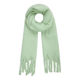 Chloe scarf - pistachio