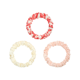 Mini scrunchies- set