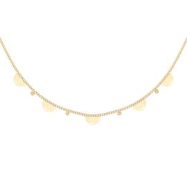 """Offline necklace"""
