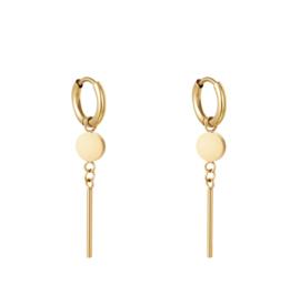 """""""Minimal earrings"""""""