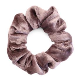 Mini scrunchie- taupe