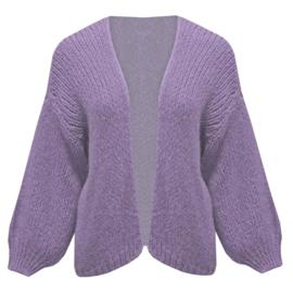 Comfy vest- Lilac