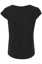 Saint Tropez Adeliasz shirt - black