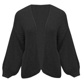 Comfy vest- donkergroen