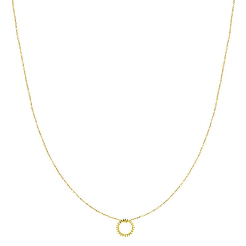 """Necklace """"Sun"""""""