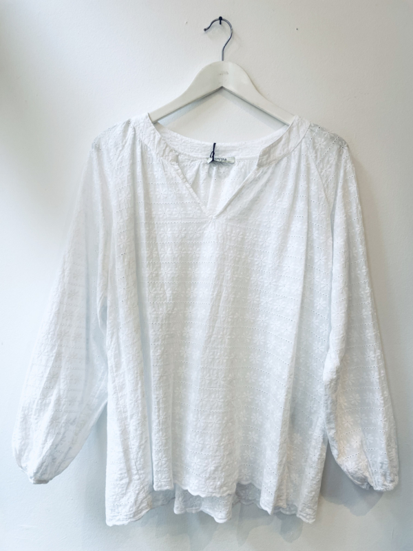 """Whitney blouse"""