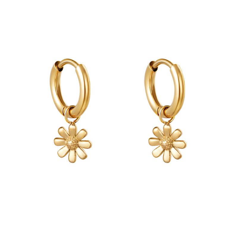 """""""Little daisy earrings"""""""