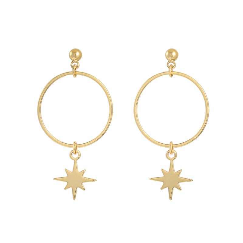 """Earrings around space"""