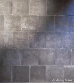 Ambachtelijke terracotta bruin- grijs