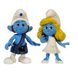 Smurfin en Mc Smurf Movie