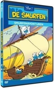 Dvd Smurfenavonturen