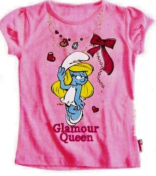 T-shirt Glamour Queen