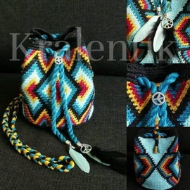 MINI Indian Ruit patroon