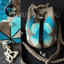 MINI Vlinder patroon