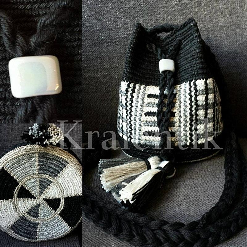 MINI Black to white PATROON