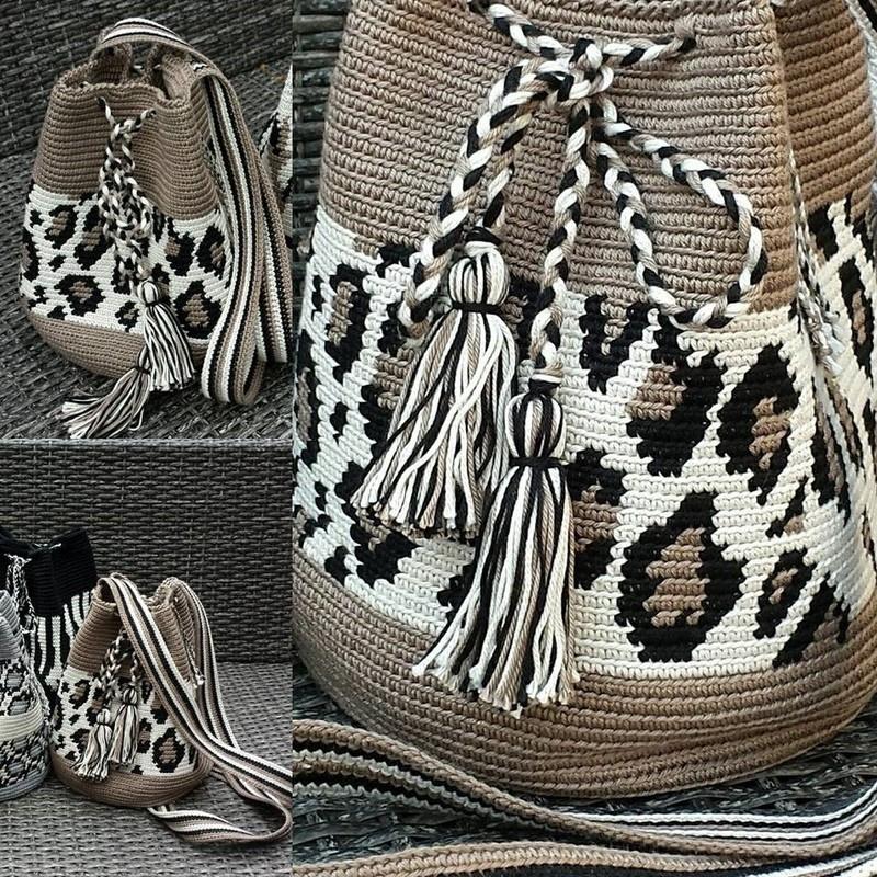 Luipaard groot Patroon