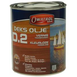 Deks olje D.2 vernis