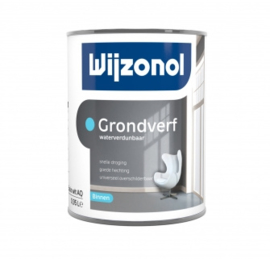 WIJZONOL GRONDVERF (waterverdunbaar)