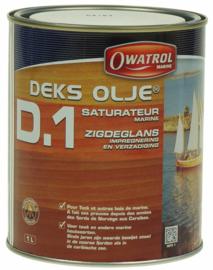 Deks olje D.1 hardhoutolie