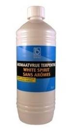 Terpentine speciaal 1 Liter ( aromaatvrij)