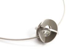 Brech Sieraden - Omega collier met hanger - 11089