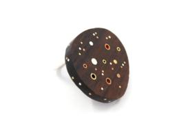 Klenicki Jewelry - Galaxy ring groot - 11149